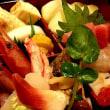 チラシ寿司の上
