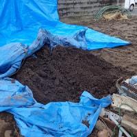 18年11月13日 堆肥作り