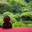 緑のお庭でのんびり・・・「安楽寺」の春の公開。5月26,27日まで