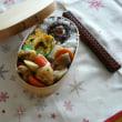お弁当(鶏ささみ&パプリカのハーブソルト炒め)