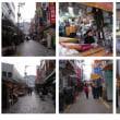 20091213韓国旅行 いろいろ売っているところがありました。みんな小さな店です。