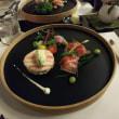 菜奈と夕食