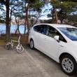 山中湖一周サイクリング