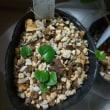 Dioscorea fastigiataの塊根