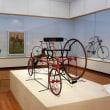 佐倉市美術館で 『自転車の世紀 誕生から200年、自転車の新たな100年が始る。』 見ました