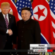 Trump hails US and North Korean relations 2019年03月04日