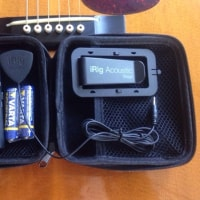 iRig Acoustic Stage 届きました