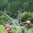 木曽路ぽた:無名吊り橋