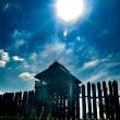 2018 秋空の下古代の息吹を感じさせる吉野ヶ里 《佐賀県神埼郡吉野ヶ里町吉野ヶ里歴史公園》