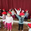 しろ・すみれ 1歳児 体育館活動・表現遊び