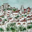 1333.カステロ・デ・ヴィデの城と町