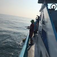 11月18日釣り仲間と4人での出船❗️