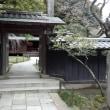 「東慶寺」を行く