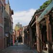 のんびり・台湾 古い街並み保存の剝皮寮歴史街区 5