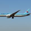 福岡空港の航空機