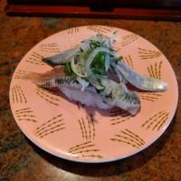 寿司を食う