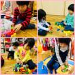♪♪組み立て遊び♪♪ひまわり組(3歳児)