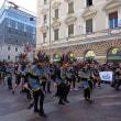 クロアチア最大規模の国際カーニバル「リエカ・カーニバル」 を見学しました。