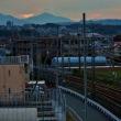富士山と京王電車 鉄写同好会