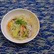 野菜、豚スープ煮