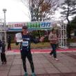砺波散居村縦断マラソン 2017.11.19(sun)