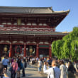 久しぶりの浅草寺、こんなに混んでるの