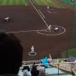 春の高校野球関東大会の決勝戦を見に行きました。