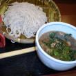 そば処  信州屋: 渋谷、マークシティと道玄坂の間、立ち食い蕎麦屋さん  アーカイブ編