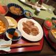 餃子などの夕ご飯