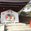 新春に神宮で寒桜見て心新たにする・夢農園