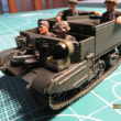 BRITISH UNIVERSAL CARRIER (1/72)を作る