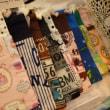 手作り布小物の店頭販売開催中です\(^o^)/レンタルボックスのフリマボックスミオカ店