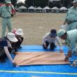 安行連合町会の防災訓練がありました