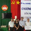 パナソニック、ベトナム中部にソーラーランタン1200台寄贈。