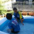夏は、プール!!