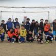 2月25日(日)2・4年生親善サッカー大会