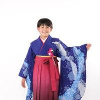 卒業式の袴(小学校・小学生)レンタル袴・安城