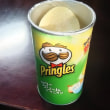 こんな時には、プリングルスのサワークリームオニオンを!!