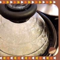 「ハリオの土鍋」で、炊きたてをハフハフ~♪