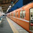 養老鉄道大垣駅での奇跡的な一枚