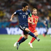 長谷部選手 日本代表引退