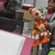 3月開催「笑来部~わらいぶ~VOL.10」告知♪ イラストは「ジャム3人官女」めんこいしょ(´∀`*)