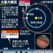 15年ぶり火星大接近 ピークは31日、赤い輝き肉眼でもはっきり