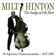 ミルト・ヒントン『East Coast Jazz / 5』、『The Judge at His Best』