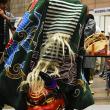 千葉県東金市の北之幸谷の獅子神楽