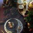 クリスマスの茶席