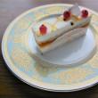吉祥寺 『アテスウェイ』 のケーキ