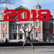 2018年 初走り running for the first time in 2018