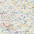 三億円事件犯人 富士見町団地出没、関係図(1)