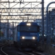 2017年11月21日,今朝の中央線 81レ EH200-21